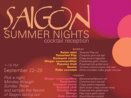 Saigon Summer Nights