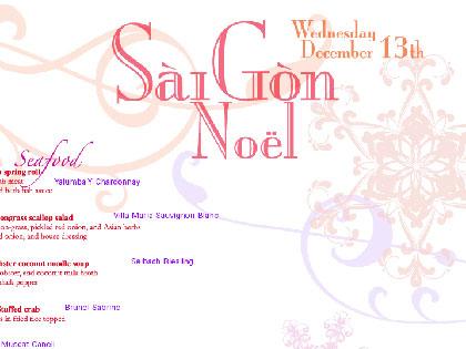 SaiGon Noel