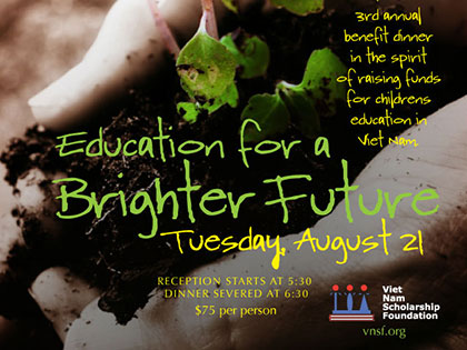 Education for a Brighter Future